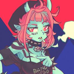 [COMMISSION] Horns