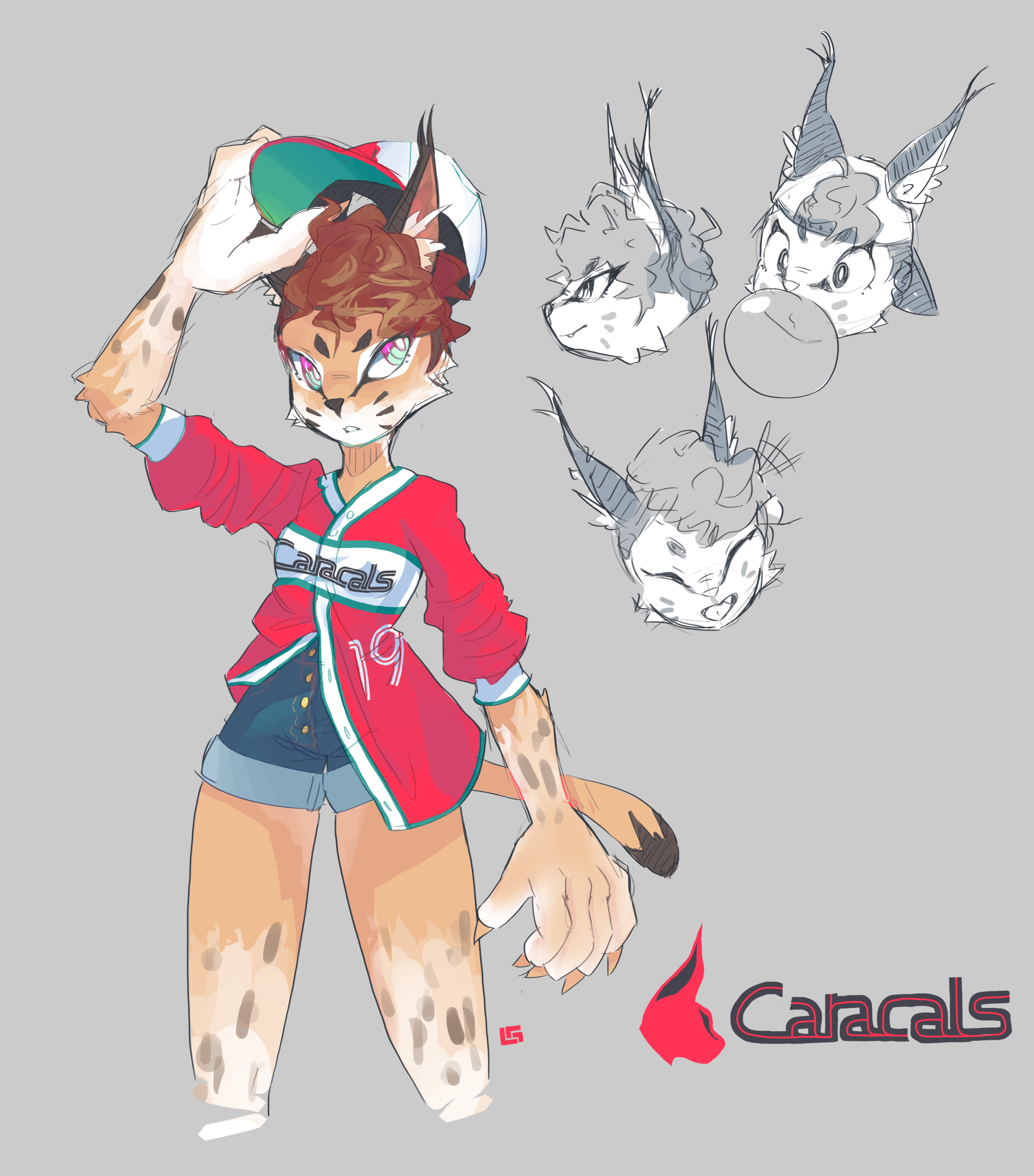 [COMMISSION] The Caracals 2