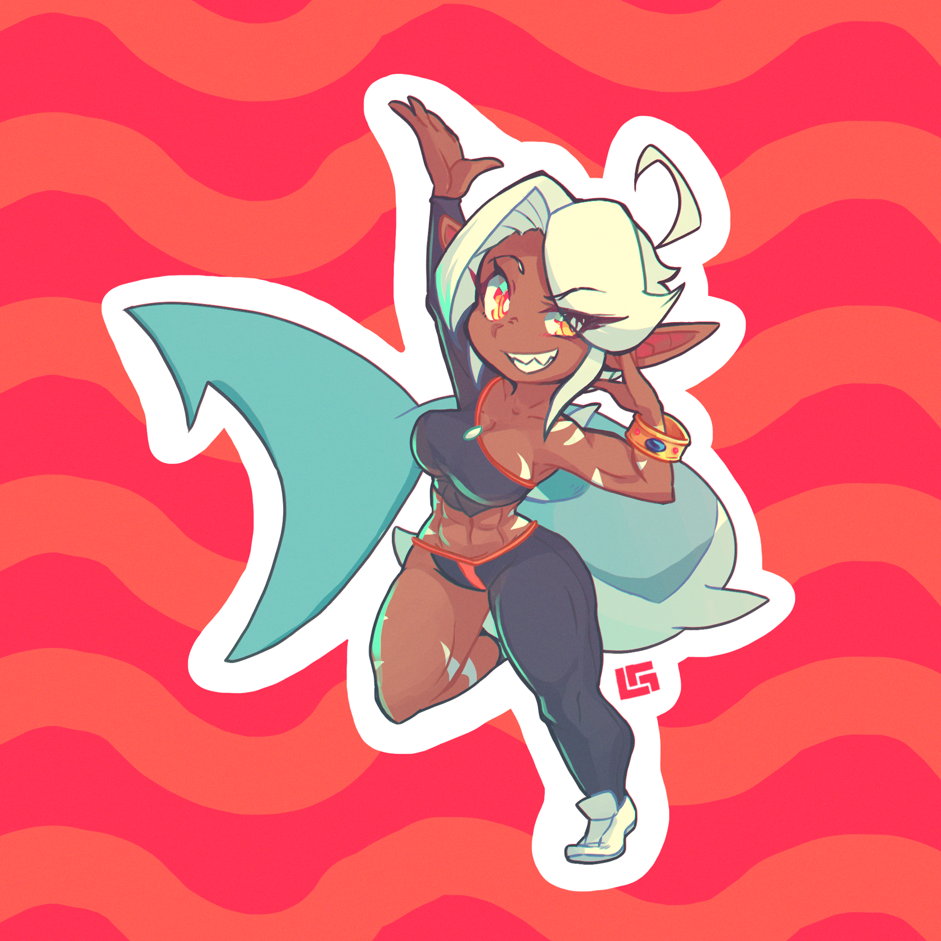 [COMMISSION] Shark Shark